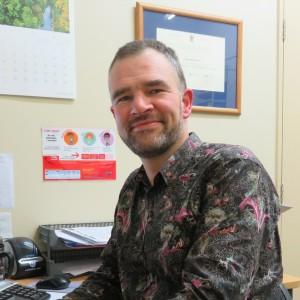 Doctor Craig Pelvin